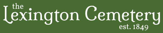 Lexington Cemetery Logo