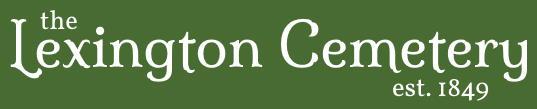 Lexington Cemetery Logo